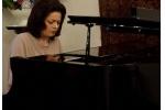 Roztańczona klawiatura ukraińskiej pianistki