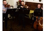 Trio filharmoników zagrało w Drozdowie