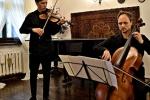 Baroque space duetu wirtuozów